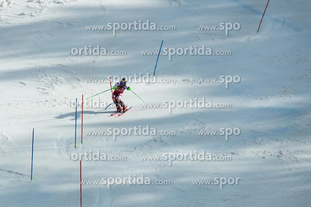 HIRSCHER Marcel of Austria during the Audi FIS Alpine Ski World Cup Men's Slalom 58th Vitranc Cup 2019 on March 10, 2019 in Podkoren, Kranjska Gora, Slovenia. Photo by Peter Podobnik / Sportida