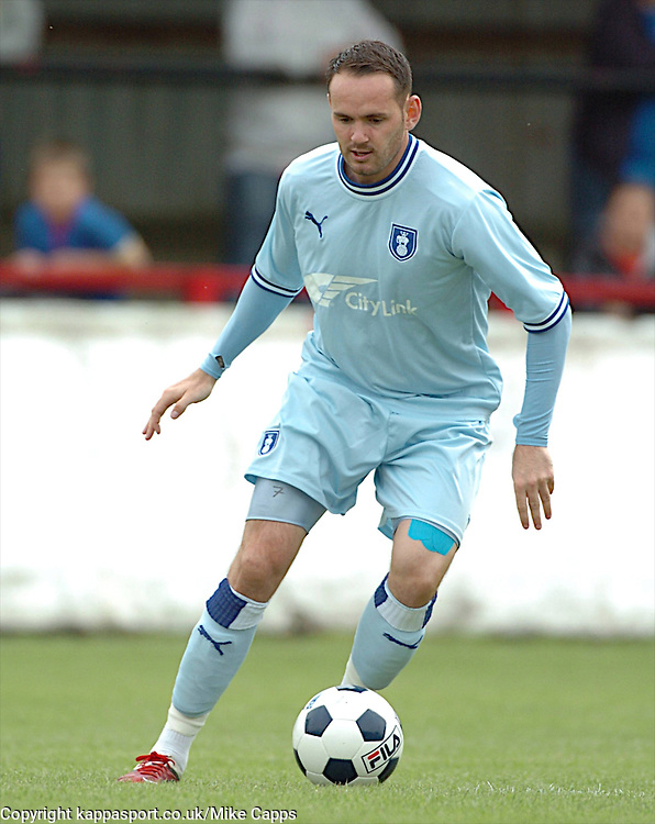 DAVID BELL COVENTRY CITY, Kettering Town v Coventry City FC, Pre Season Friendly, Saturday 23rd July 2011