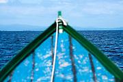 Navegando por las islas de  San Blas  perteneciente a la comarca indígena  Guna Yala,  forma parte del archipiélago de 365 islas a lo largo de la costa caribe noreste de Panamá...(Ramón Lepage)