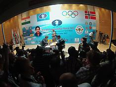 FIDE World Championships 2013 Chennai