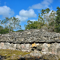 The Tomb Structure at San Gervasio near San Miguel, Cozumel, Mexico<br />
