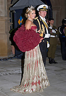 "PRINCESS MAXIMA AND PRINCE WILHELM.Wedding of HRH the Hereditary Grand Duke and Countess Stéphanie de Lannoy.Gala Dinner at the Grand-Ducal Palace, Luxembourg_19-10-2012.Mandatory credit photo: ©Dias/NEWSPIX INTERNATIONAL..(Failure to credit will incur a surcharge of 100% of reproduction fees)..                **ALL FEES PAYABLE TO: ""NEWSPIX INTERNATIONAL""**..IMMEDIATE CONFIRMATION OF USAGE REQUIRED:.Newspix International, 31 Chinnery Hill, Bishop's Stortford, ENGLAND CM23 3PS.Tel:+441279 324672  ; Fax: +441279656877.Mobile:  07775681153.e-mail: info@newspixinternational.co.uk"