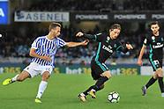 Real Sociedad v Real Madrid - 17 September 2017