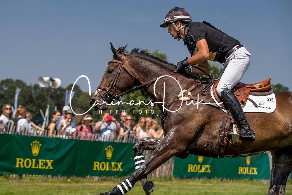 Price Tim, NZL, Cekatina<br /> CHIO Aachen 2018<br /> © Hippo Foto - Dirk Caremans<br /> 21/07/18