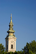 The Orthodox Cathedral in the old town of Belgrade, Serbia