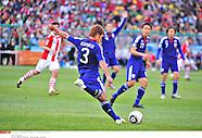 2010 World Cup - Paraguay v Japan