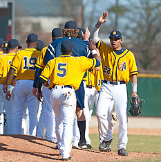 2014 A&T Baseball vs Marshall University (3 Game Series)