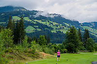 WESTENDORF -  Tirol   Oostenrijk,  - Golfanlage Kitzbuheler Alpen Westendorf.    COPYRIGHT KOEN SUYK