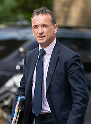 © Licensed to London News Pictures. 08/05/2019. London, UK. Secretary of State for Wales Alun Cairns arrives in Downing Street. Photo credit : Tom Nicholson/LNP