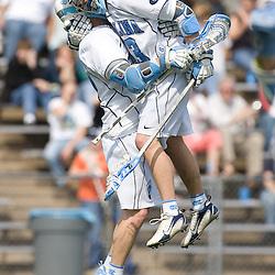 2007-03-10 North Carolin Lacrosse vs. Notre Dame