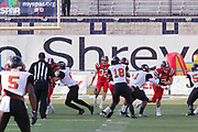 West Monroe Rebels beat Tulsa BTWashington 30-21 in the Battle on the Border VII at Independence Stadium on Friday night 9/8/2017  in Shreveport, La.