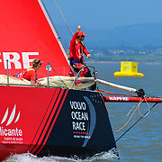 MAPFRE return to the Volvo Ocean Race and their goal could not be clearer – to win the Volvo Ocean Race trophy for the first time in Spain's history.<br /> <br /> Skipper Xabi Fernández has built a mixed and multinational squad brimming with honours – from Olympic gold medallists and America's Cup winners, to some of the most highly regarded offshore sailors on the planet.<br /> <br /> After finishing in fourth place last time out, it's fair to say that MAPFRE look stronger than ever before in 2017-18.