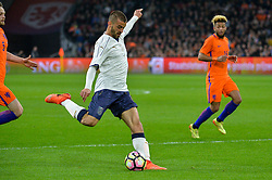 March 28, 2017 - Amsterdam, Netherlands - Leonardo Spinazzola from Italy during the friendly match between Netherlands and Italy on March 28, 2017 at the Amsterdam ArenA in Amsterdam, Netherlands. (Credit Image: © Andy Astfalck/NurPhoto via ZUMA Press)