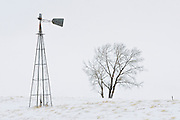 Old Windmill<br /> Willows<br /> Saskatchewan<br /> Canada