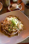 Chilaquiles, Breakfast, Mexican food, Club Intrawest, Playa La Ropa, Zihuataneo, Guerrero, MexicoClub Intrawest, Playa La Ropa, Zihuataneo, Guerrero, Mexico