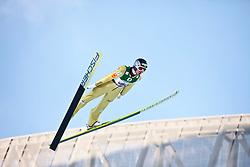 05/03/2011 OSLO 2011 - FIS NORDIC WORLD SKI CHAMPIONSHIPS .KRANJEC Robert Kranjec from Slovenia. Austria took Gold, Germany silver and Slovenia the bronze medal of the LH team ski jumping team event..© Photo Pierre Teyssot / Sportida.com.