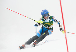 HANSDOTTERFrida of Sweden competes during 1st Run of 50th Golden Fox Audi Alpine FIS Ski World Cup Ladies Slalom, on February 2, 2014 in Podkoren, Kranjska Gora, Slovenia. (Photo By Matic Klansek Velej / Sportida.com)