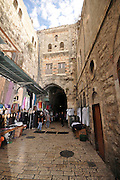 The market, old city, Jerusalem, Israel