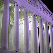 Jefferson Memorial at night, Washington DC, USA<br />