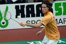 20060413 NED: Europees Kampioenschap Badminton, Den Bosch
