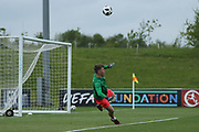 Sean Bohan of Republic of Ireland (23) during the UEFA European Under 17 Championship 2018 match between Bosnia and Republic of Ireland at Stadion Bilino Polje, Zenica, Bosnia and Herzegovina on 11 May 2018. Picture by Mick Haynes.