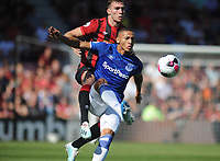 Football - 2019 / 2020 Premier League - AFC Bournemouth vs. Everton<br /> <br /> Richarlison of Everton, at The Vitality Stadium (Dean Court).<br /> <br /> COLORSPORT/ANDREW COWIE