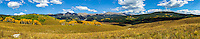 Autumn, looking towards Holy Cross Wilderness; Sawatch Range, Colorado