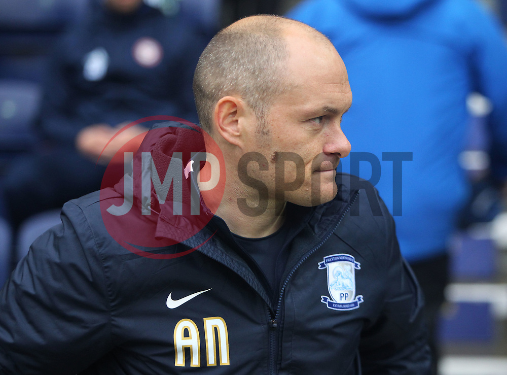 Preston North End manager Alex Neil  - Mandatory by-line: Jack Phillips/JMP - 28/10/2017 - FOOTBALL - Deepdale - Preston, England - Preston North End v Brentford - Football League Championship
