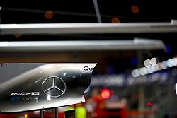 September 13, 2018 - Singapore, Singapore - Motorsports: FIA Formula One World Championship 2018, Grand Prix of Singapore, . Mercedes AMG Petronas Motorsport  (Credit Image: © Hoch Zwei via ZUMA Wire)