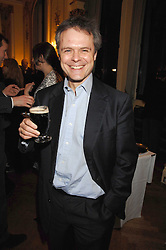NICHOLAS DUNBAR son of Marianne Faithfull at a party to celebrate the publication of 'Arthur's Road' a biography of Arthur Guinness written by Patrick Guinness held at the Irish Embassy, London on 6th March 2008.<br /><br />NON EXCLUSIVE - WORLD RIGHTS