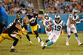 NFL-Pittsburgh Steelers at Carolina Panthers-Aug 29, 2019