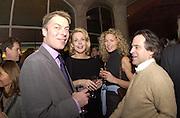 Richard Johnson. Page Six fashion week party hosted by Lachlan & Sarah Murdoch. Guastavino's. 409 E 59 St. NY. 9/2/00<br />© Copyright Photograph by Dafydd Jones 66 Stockwell Park Rd. London SW9 0DA Tel 0171 733 0108 www.dafjones.com