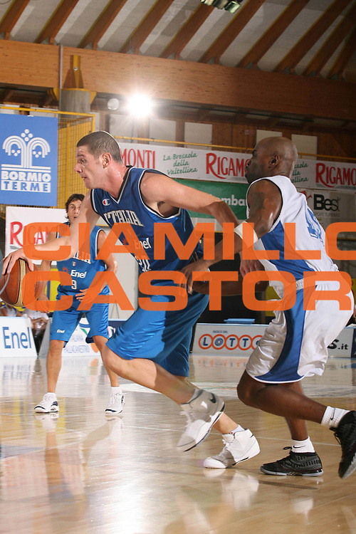DESCRIZIONE : Bormio Torneo Internazionale Maschile Diego Gianatti Italia Israele<br /> GIOCATORE : Valerio Amoroso<br /> SQUADRA : Nazionale Italia Uomini Italy <br /> EVENTO : Raduno Collegiale Nazionale Maschile <br /> GARA : Italia Israele Italy Israel<br /> DATA : 01/08/2008 <br /> CATEGORIA : penetrazione <br /> SPORT : Pallacanestro <br /> AUTORE : Agenzia Ciamillo-Castoria/M.Marchi<br /> Galleria : Fip Nazionali 2008 <br /> Fotonotizia : Bormio Torneo Internazionale Maschile Diego Gianatti Italia Israele<br /> Predefinita :