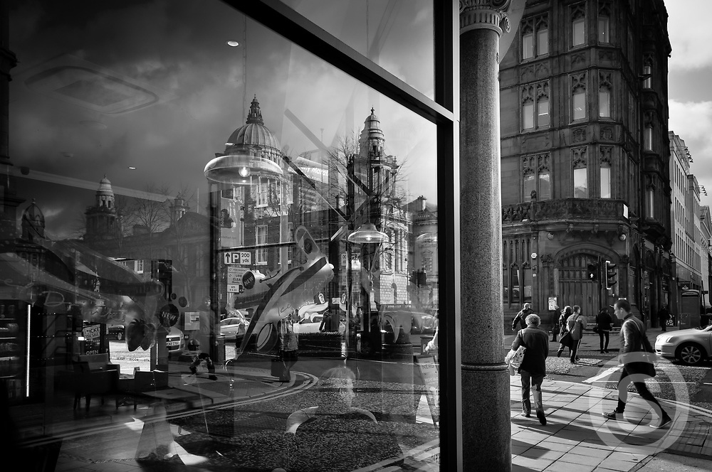 Photo: Paul LIndsay, City Hall, Belfast