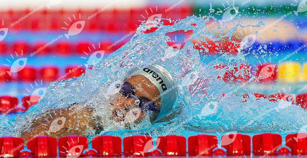 CARAMIGNOLI Martina Italy ITA<br /> 1500 freestyle women<br /> 27th Summer Universiade <br /> 5 - 17 July 2013 Kazan Tatarstan Russia<br /> Day 08 Swimming heats<br /> Photo G. Scala/Insidefoto/Deepbluemedia.eu