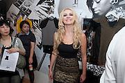 Zoe Salmon;; PUMA/London College Of Fashion - private view. London College of Fashion at Carnaby, 65 - 67 Broadwick St, London W1,