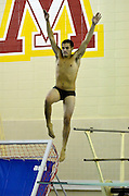 VMI Swimming & Diving competes against Howard and NC A&T