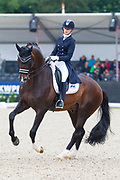 Dinja van Liere - IPS Zhivago<br /> Longines FEI/WBFSH World Breeding Dressage Championships for Young Horses 2016<br /> © DigiShots