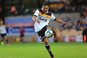 Jerome Thomas during the EFL Sky Bet League 1 match between Port Vale and Rochdale at Vale Park, Burslem, England on 16 August 2016. Photo by Daniel Youngs.