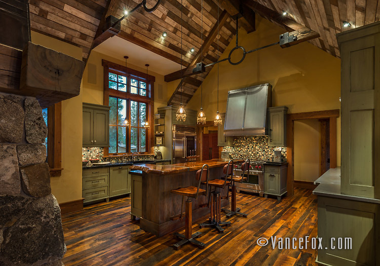 Martis Camp Home 69, Martis Camp, Truckee, Ca by Sandbox Studio, Hudson Interior Design, Tony Hardy Construction. Vance Fox Photography