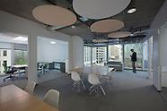 Washington DC Interior Design Photography of SRA Offices