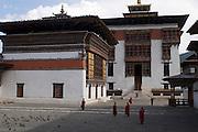 Dzong<br /> <br /> Bhutan