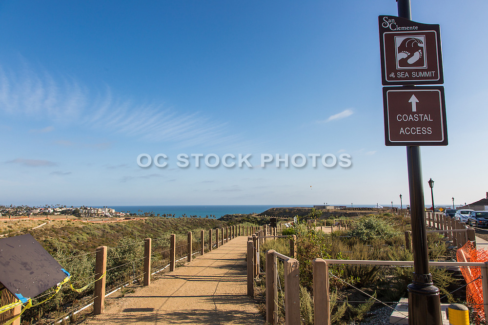 New Sea Summit Trails in San Clemente