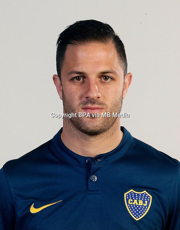 Argentina League - Primera Division 2015 / <br /> Club Atletico Boca Juniors - Argentina - <br /> Juan Manuel Martínez