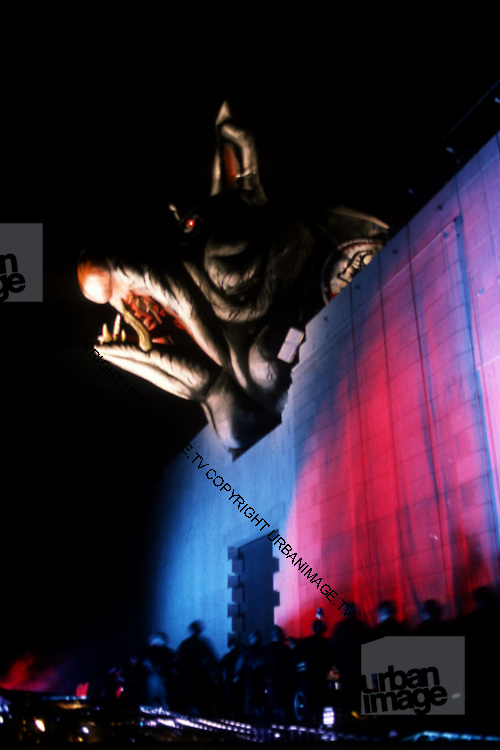 Pink Floyd - The Wall - Berlin