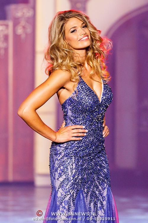 NLD/Hilversum/20150907 - Miss Nederland 2015 verkiezing, Rosy Gijsen