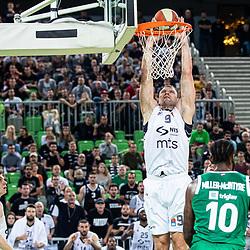 20191026: SLO, Basketball - ABA League, Cedevita Olimpija vs Partizan