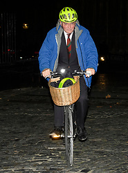 © Licensed to London News Pictures. 12/12/2018. London, UK. ANDREW MITCHELL MP seen leaving the Houses of Parliament in Westminster after PM Theresa May faced a vote of confidence from her own party. Photo credit: Ben Cawthra/LNP