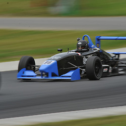 May 23, 2009; Lakeville, CT, USA; Alejandro Munoz races in the first Formula 2000 Championship Series race during the Memorial Day Road Racing Classic weekend at Lime Rock Park.