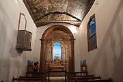 Goias Velho_GO, Brasil...Interior da Igreja Nossa Senhora da Abadia em Goias Velho, Goias...Inside of Nossa Senhora da Abadia church in Goias Velho, Goias...Foto: ALEXANDRE BAXTER / NITRO